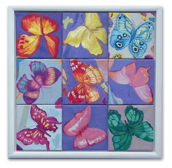 Wie erfolgreich sind eigentlich Schmetterlinge?